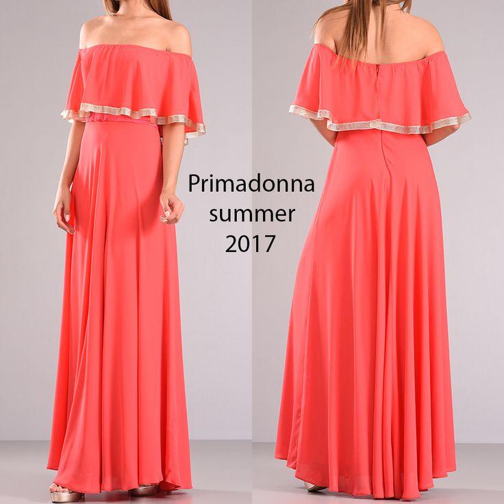 Τα πιο εντυπωσιακά #βραδινά_φορέματα για το καλοκαίρι 2017 είναι στην Πάτρα και στο κατάστημα Primadonna
