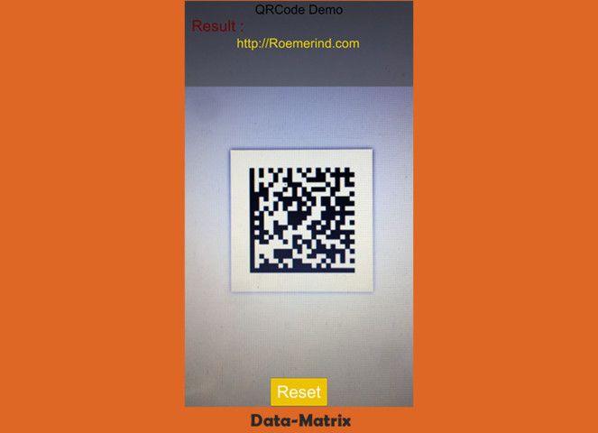 Qr Code Reader And Generator Cross Platform Reader Generator Qr Code Qr Code Business Card Coding Qr Code