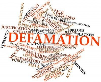 Defamation of Character   Defamation Invasion Of Privacy