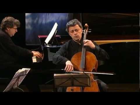 Schubert, Trio op. 100 - Andante con moto Par le Trio Wanderer (Voyage d'hiver 2007 - Carte Blanche au Trio Wanderer, réalisation Jean-Pierre Barizien - CLC ...