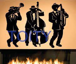 Картинки по запросу роспись стен в стиле джаз