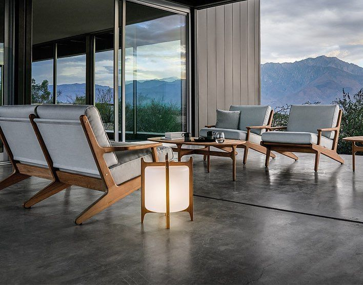 Nouvelle Collection Bois Matieres Summer Outdoor Design Deco Universdeco Gloster Outdoor Furniture Modern Outdoor Furniture Luxury Outdoor Furniture