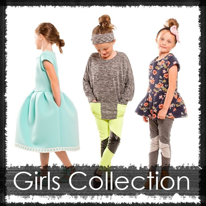 Image of Girls Collection Vol. One