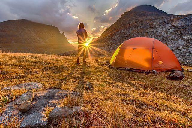 Randonnée en Finlande : nos conseils. http://www.lonelyplanet.fr/article/randonnee-en-finlande-nos-conseils #conseilsrandonnée #randonnée #Finlande #voyage