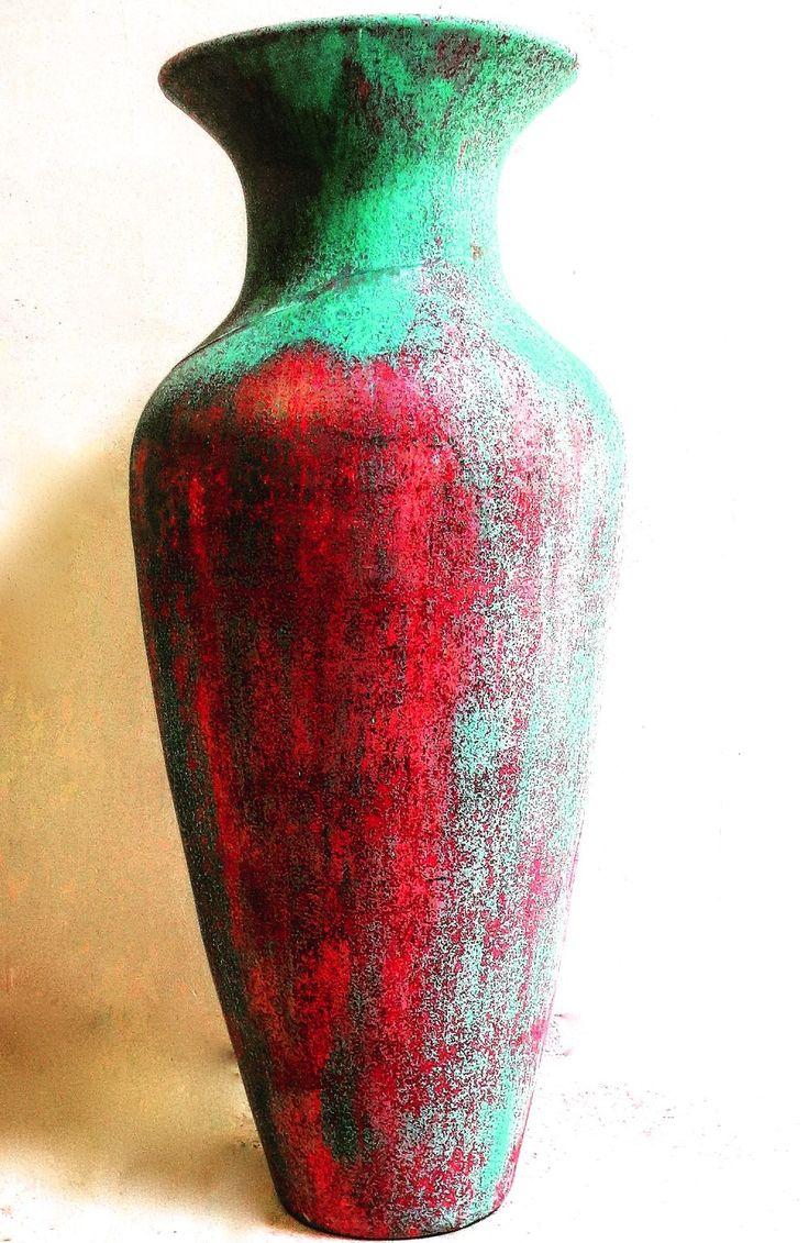 Distressed Vase #distressed #art #artistic #vase