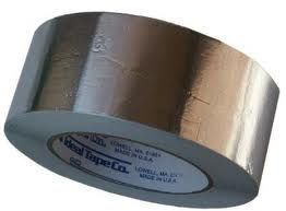 How to waterproof your camper, RV or trailer with aluminum tape.