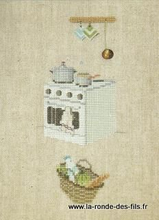 40 best images about point de croix on pinterest punto cruz cuisine and bird houses. Black Bedroom Furniture Sets. Home Design Ideas