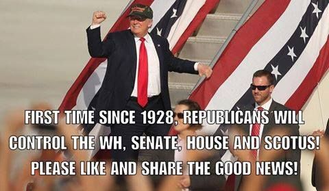 Thank you God for saving our country! Bless Donald Trump!