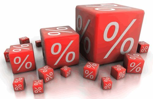 Interest Rates An interest rate is the cost of borrowing money.