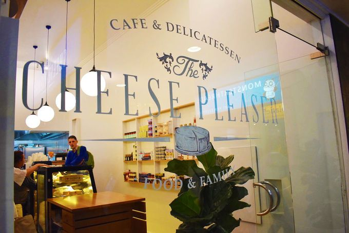 The Cheese Pleaser Brisbane CBD