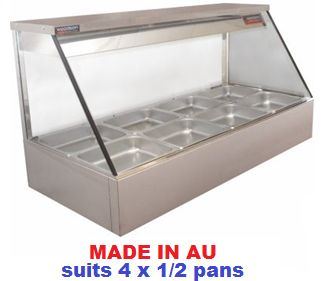 Woodson W.HFS22 Bain Marie - Hot Food Display & Bain Marie - Kitchen & Catering Equipment