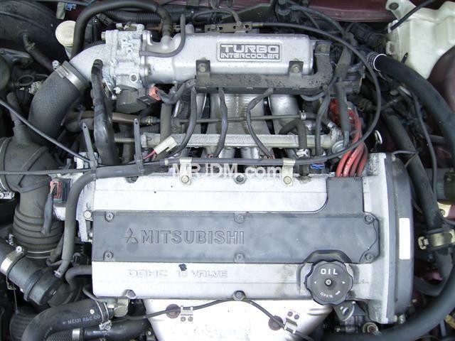 Mitsubishi Lancer GSR 18 Turbo