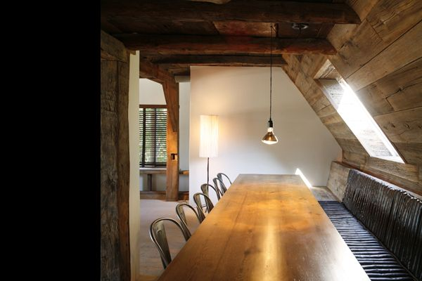 New Paltz Barn / Bonetti/Kozerski Studio