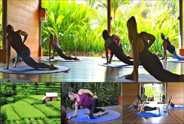 7 Tempat Wisata di Canggu Bali - Desa Seni Yoga
