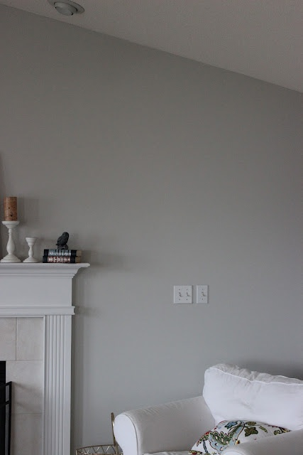 similar to our new wall colour - dulux dusted moss