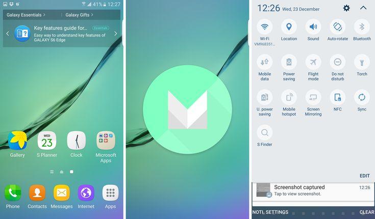 Samsung Galaxy S6 / S6 edge : la Corée reçoit Android 6.0 Marshmallow - http://www.frandroid.com/marques/samsung/339322_samsung-galaxy-s6-s6-edge-la-coree-recoit-android-6-0-marshmallow  #MisesàjourAndroid, #Samsung, #Smartphones