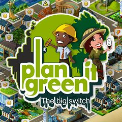 Play the Plan It Green game from National Geographic Games. One of the most robust city building games online today, register now to design and create your own energy-efficient city of the future!