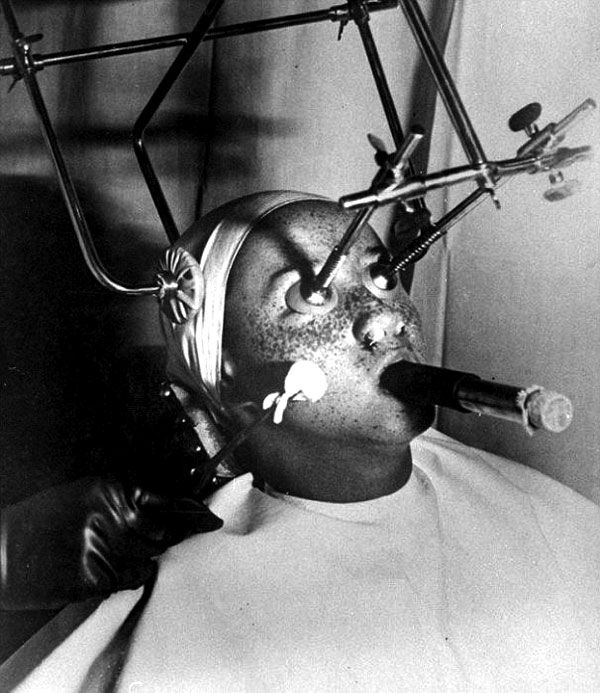 Así eran los tratamientos de belleza a principios del siglo XX