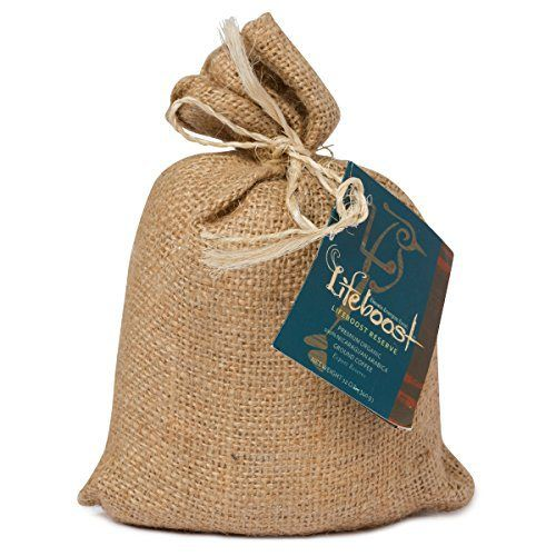 Lifeboost Premium Single Origin Organic Nicaraguan Fair Trade Coffee Beans 12 oz Ground Medium Roast - http://teacoffeestore.com/lifeboost-premium-single-origin-organic-nicaraguan-fair-trade-coffee-beans-12-oz-ground-medium-roast/