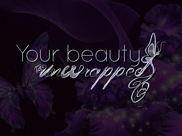 Your Beauty Unwrapped