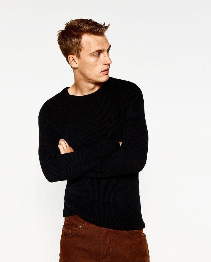 Obrázok 2 z PULÓVER KAŠMÍR od spoločnosti Zara