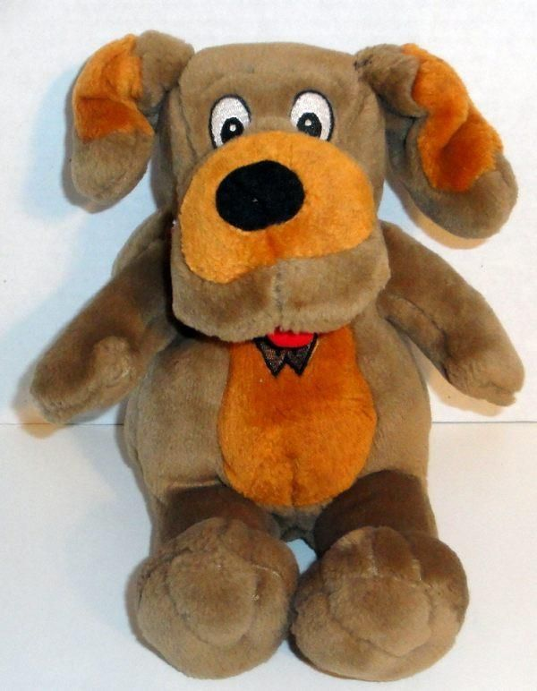 2003 Spinmaster Singing Wiggles Wags The Dog 11 Barking Plush