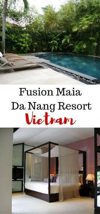 For a unique 5 star resort in Da Nang check out Fusion Maia Da Nang Resort. Every villa has a pool and includes 2 spa treatments per person per day.