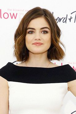 Lucy Hale hosts the 'Blowpro' Launch at Lord & Taylor in New York | January 15th, 2016