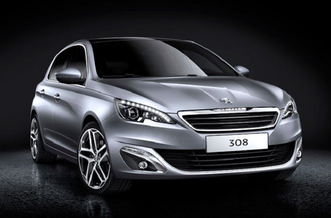Ginevra 2014 - L'Auto dell'Anno 2014 è la Peugeot 308