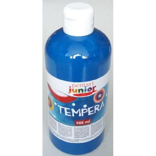 Pentart kék tempera festék 500 ml műanyag flakonban - Pentart Junior 6491 Ft Ár 749
