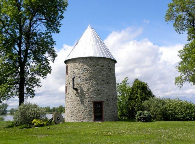 Moulin Chaput      date de construction :1742