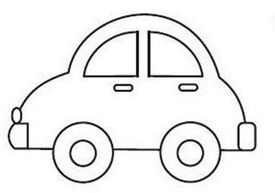 Confira vários moldes de carros para trabalhos com Patchwork, EVA e muito mais…