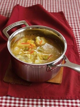 Curry-kalakeitto