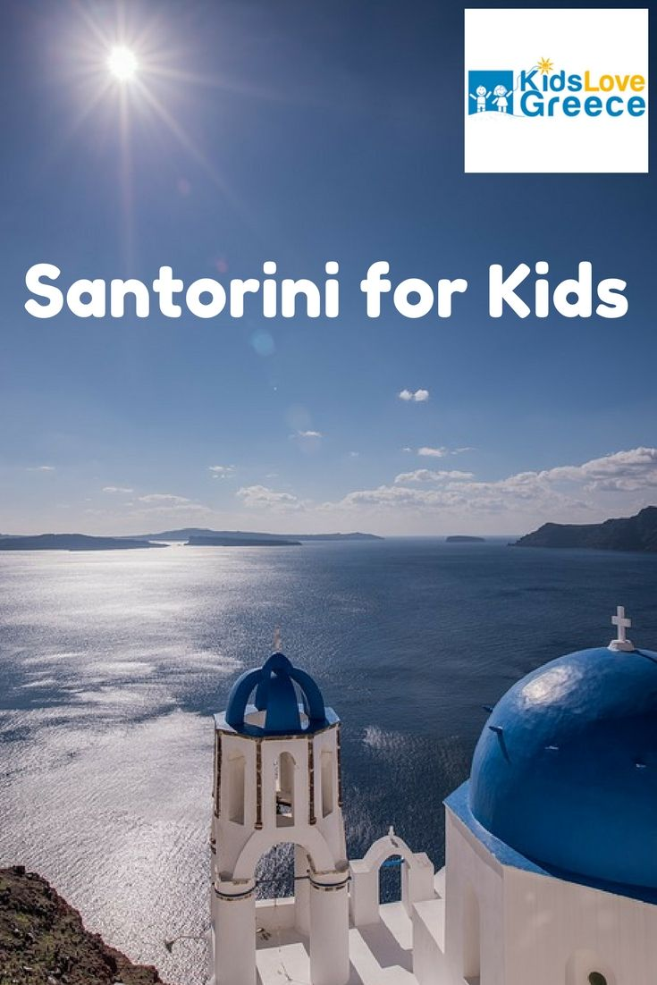 A guide to on what to see and do in #santorini with the kids. #santorinigreece #greece #kidslovegreece
