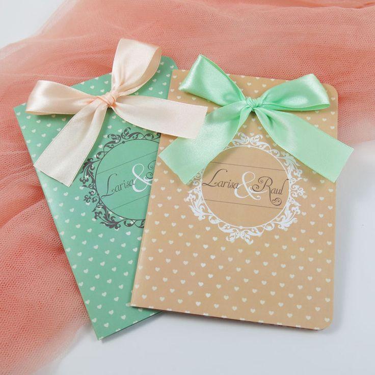 Invitație de nuntă Astrid http://designbyclarice.ro/