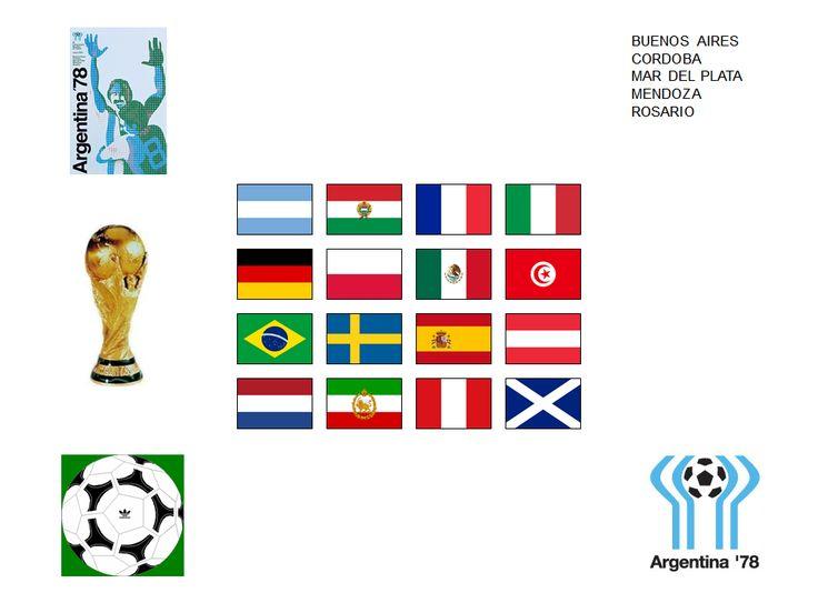 Copa Mundial de Fútbol de 1978 ARGENTINA