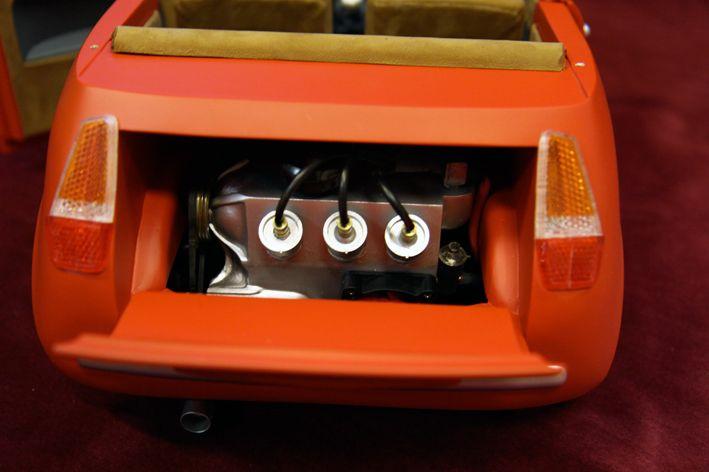 motor autíčka pro Pata a Mata z reklamy na ČPP