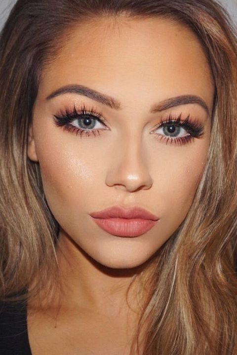 Pretty And Natural Makeup Ideas For Brown Eyes 26 Amazing