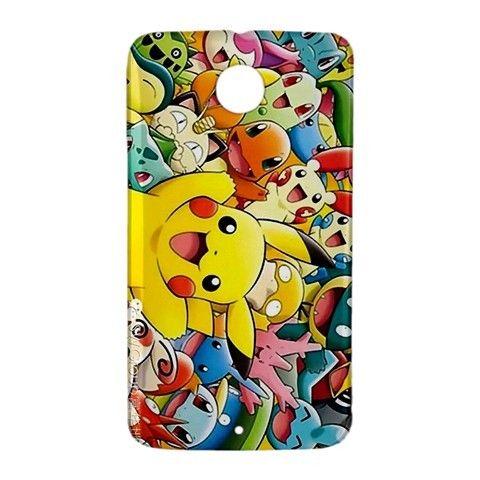 Pokemon Google Nexus 6 Case Cover