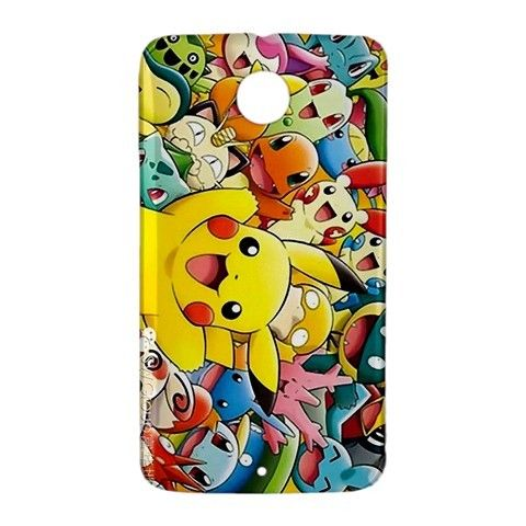Pokemon Google Nexus 6 Case Cover Wrap Around