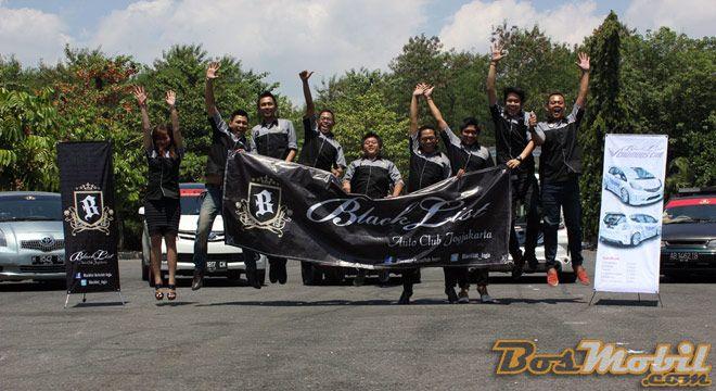 Blacklist Autoclub Jogjakarta   Blacklist Autoclub Jogjakarta : Fleksibel Soal Aliran Modifikasi