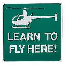 Helispin: Emozione, Passione, Esperienza e si impara a volare!