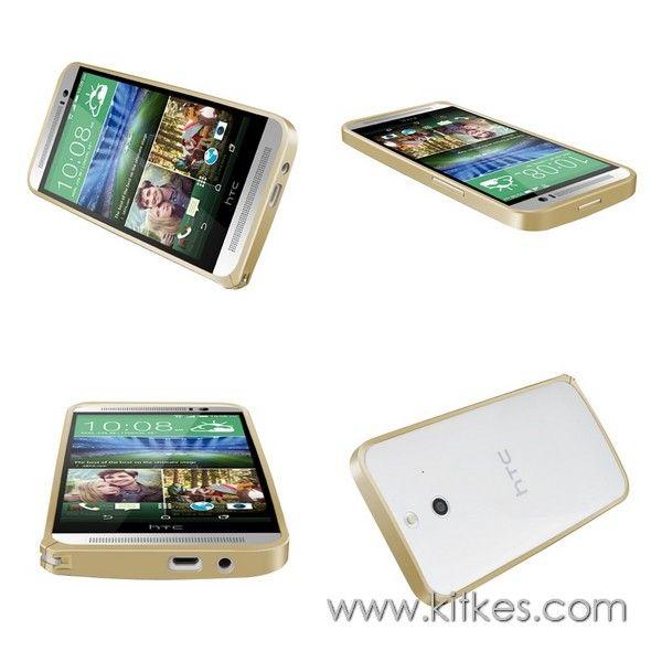 Love Mei Metal Bumper Case HTC One E8 - Rp 150.000 - kitkes.com