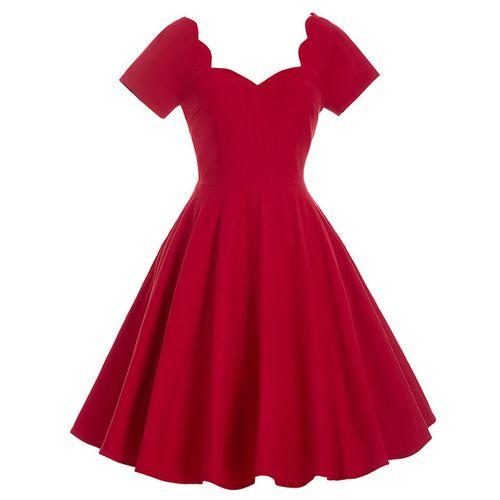 Elegante kleider 60er