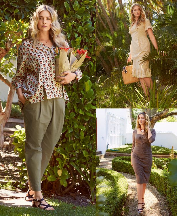 Read the article 'Eye Catcher: 6 New Plus Size Patterns' in the BurdaStyle blog 'Daily Thread'.