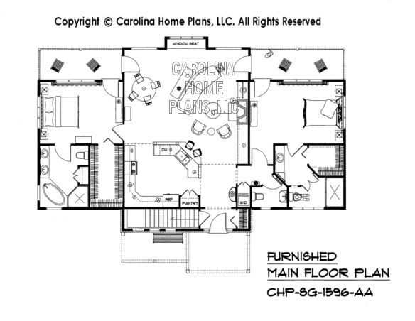 carolina homes small house plans for chp sg 1596 aa small craftsman bungalow 3d house plan views small house plans pinterest 3d house plans