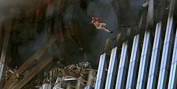 People Jumping From Twin Towers 9 11
