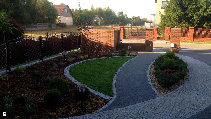 Ogród - zdjęcie od addGreen Architektura Krajobrazu - Ogród - addGreen Architektura Krajobrazu