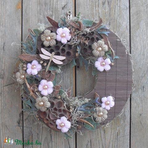 89 best ghirlande images on Pinterest Door wreaths, Door - deko für küche