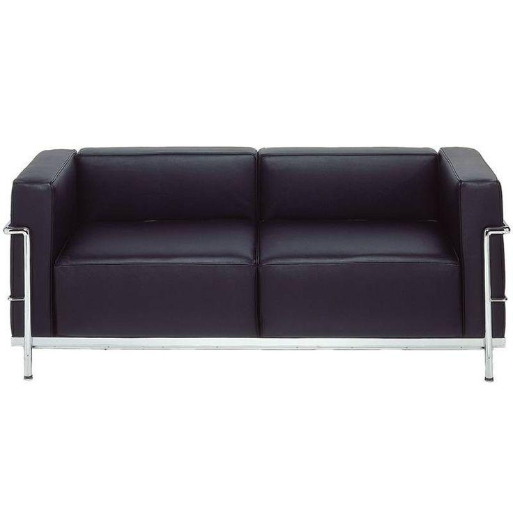 lc le corbusier bauhaus sofa sitzer
